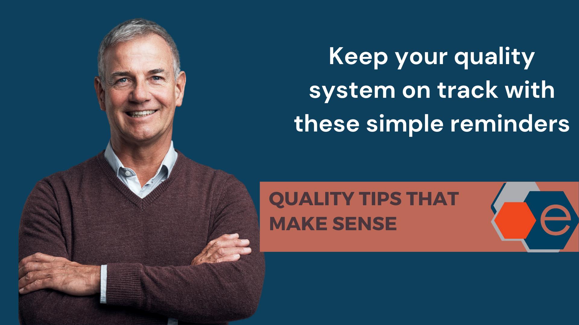 pharmaceutical quality checklist