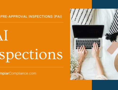 U.S. FDA Pre-Approval Inspections (PAI)